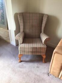 Parka knoll chair
