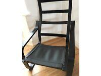 IKEA poang chairs x3