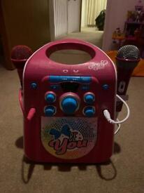 Kids Karaoke Machine