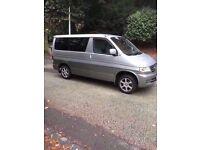 Mazda Bongo campervan