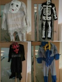 Dress up costumes £5.00 each