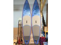 2016 Starboard Astro Touring 12'6 Zen stand up paddle board