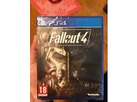Fallout 4 new unopened