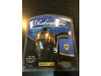 Shakespeare lure fishing reel new.