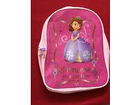 Princess Sofia Back Pack