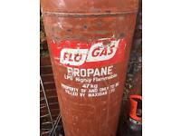 Large 47kg Gas Bottle
