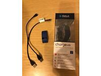 Fitbit Charge HR Blue Large