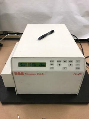 Bas Fl-45 Fluorescence Detector Works Well