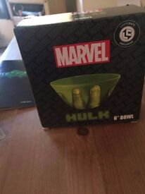 Marvel and Anime Items