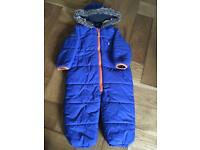 Next snow / ski / puddle suit age 1.5- 2 years 18 - 24 months