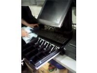 Touch screen till systems reliable good condition