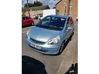 Honda Jazz 1.3 2006 Petrol For Sale Full Service History Two Owners Two Remot key
