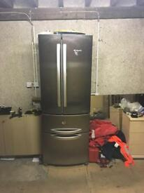 Hotpoint Double Door Fridge Freezer Large Spares or Repair