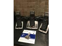 BT CORDLESS PHONES