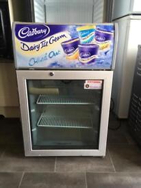 Cadbury Ice Cream Freezer