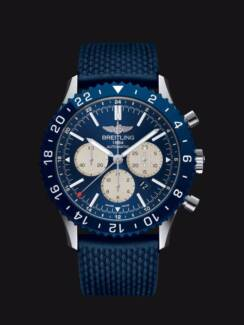 BREITLING BO4 CHRONOLINER LIMITED EDITION 25/100 IN THE WORLD