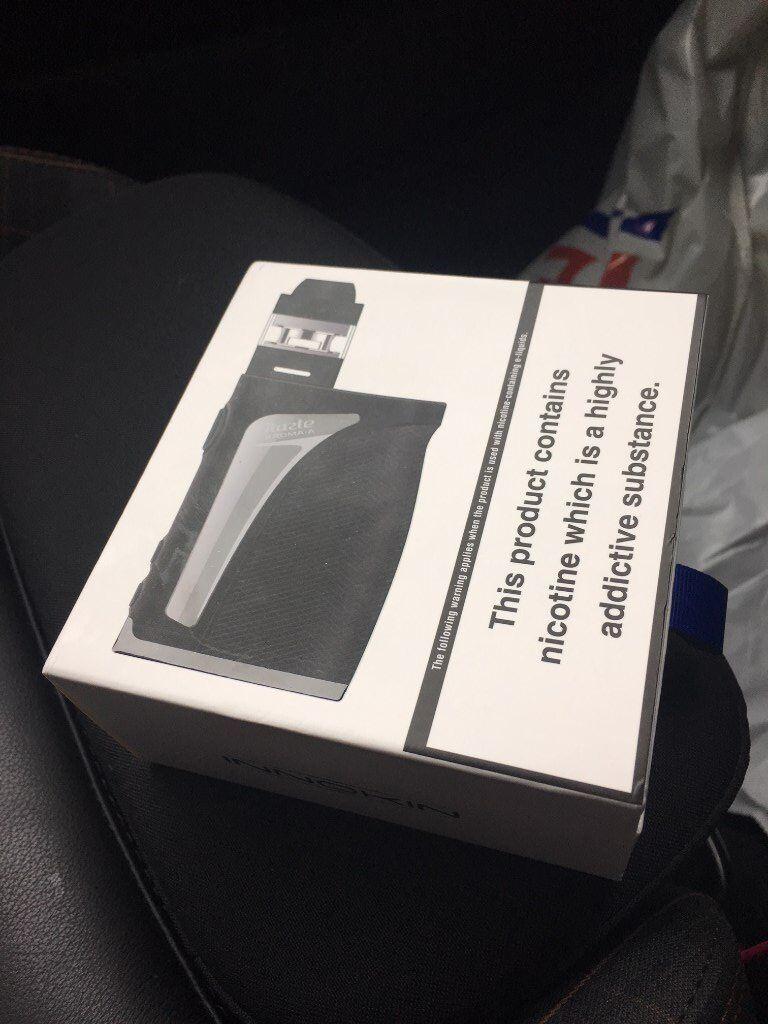 Innokin iTaste Kroma-A Vape Mod - 75w - Boxed Like New