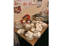 Job lot crockery