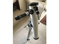 Zennox 76 x 700 Big Reflector Telescope Good Condition