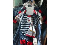 All new baby clothes