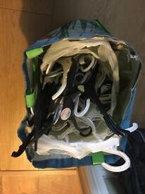 Free bag of baby/children hangers