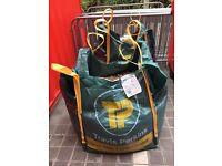 FREE 4x 1 Tonne Bags of Class 1 Rubble
