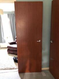 Interior Wooden Door x 2