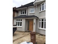 we are a establishment local building company based in Surbiton we have full references