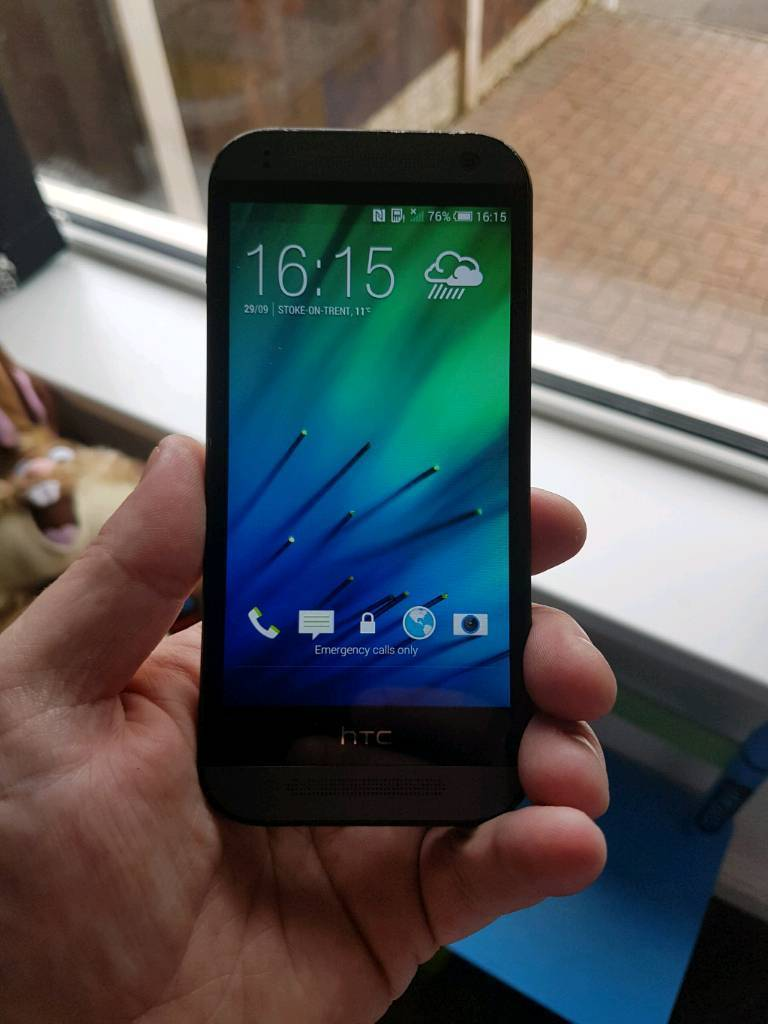 Htc one mini 2 + xgoody 6inch screen