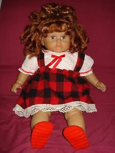 Like NEW Jessica Collection Doll by CAROL with Mushroom Emblem