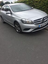 Mercedes-Benz BlueEfficiency A180 Sport CDi 2015