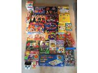 Kids toys, puzzles