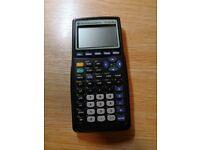 Graphic Calculator (Texas Instrument TI-83 Plus)