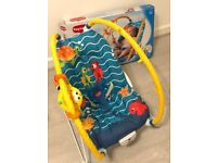 Tiny Love Gymini baby Bouncer, Under the Sea