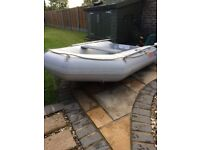 Excel Inflatable boat 2.6m