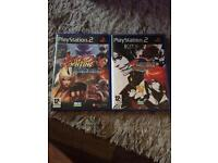 SNK Fighting Game Compilations (PS2)