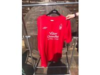 Nottingham forest football top