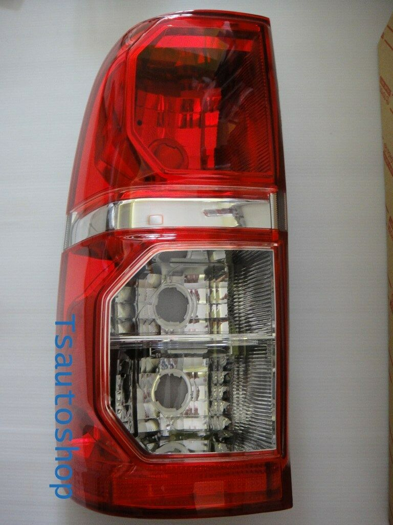 Lh Left Tail Back Rear Lights Toyota Hilux Vigo Champ 2011 2012 2013