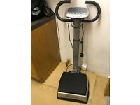 Vibrating Exercise power plate