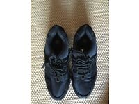 Black Jazz Shoes for Drama/Stage - Size 6