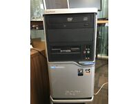 Acer Power M8 PC 4GB memory Tower Case Computer