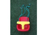 Plum baby swing