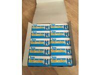 Job Lot Of Vintage Flash Cubes -20 x 3 Way Packs