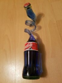 Rare, Unusual and Very Collectable Twisted Coca Cola Bottle