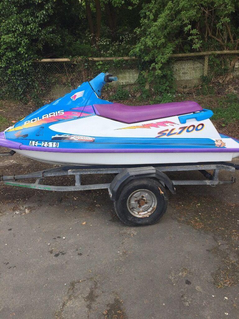Polaris 700SL jet ski for sale or swaps | in Swanley, Kent | Gumtree
