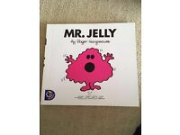 Mr Men - Mr Jelly