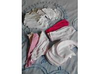 Bundle of baby clothes mainly 3-6 months