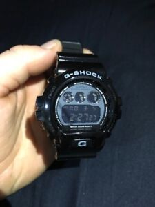 Brand New Black & Silver G-shock