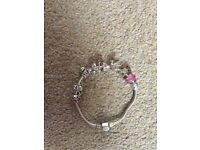 CHAMILIA BRACELET WITH CHARMS