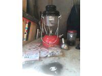 Tilley lamp